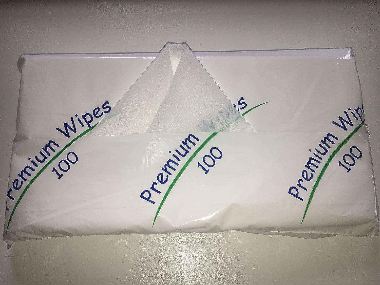Premium Tücher 40 Pack 100 Stück große trockene Patienten Reinigung Tücher