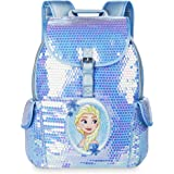 faac0e6279a Amazon.com  Disney Frozen Backpack - Metallic  Clothing