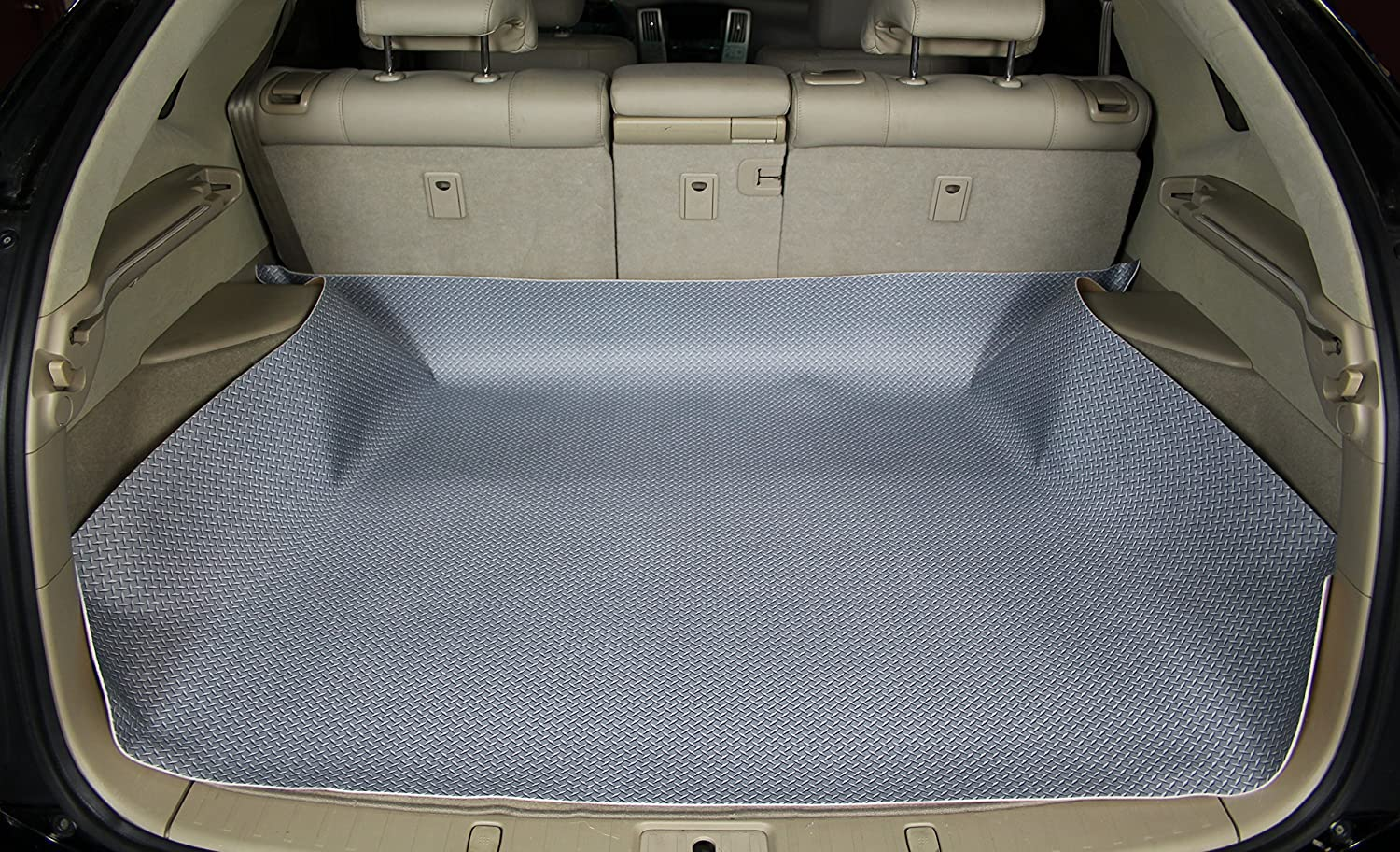 Armor All AACLC5872 Charcoal 58 x 72 Large Cargo Liner