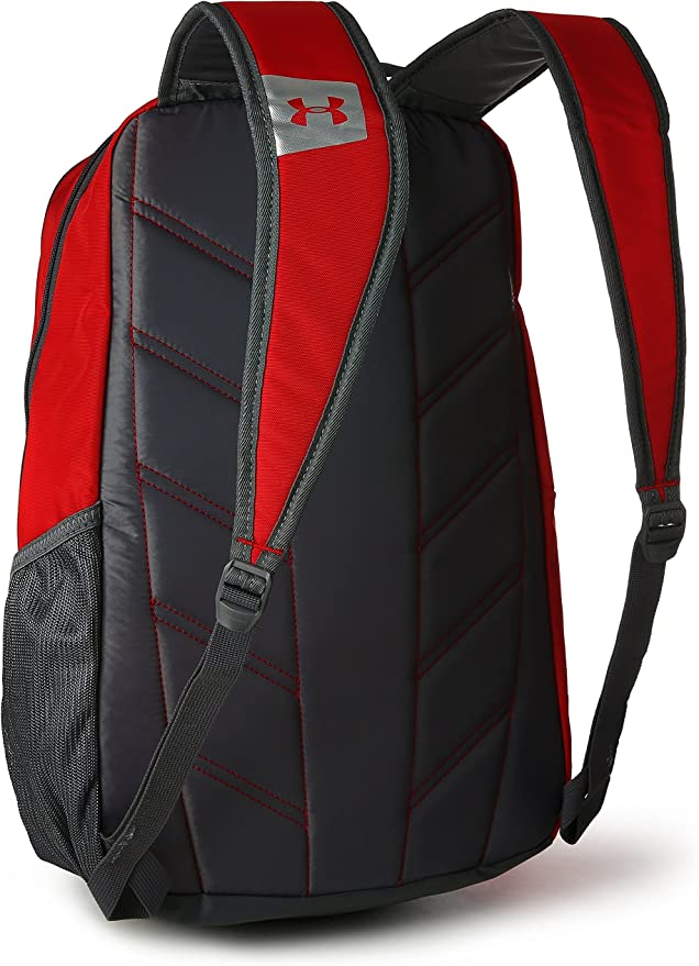 Under Armour UA Hustle Backpack Ldwr Mochila, Hombre, Rojo (Red ...