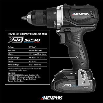 Memphis Tools MX20D144 featured image 4
