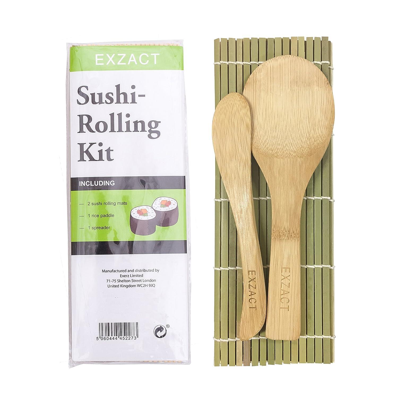 herramientas sushi de japón