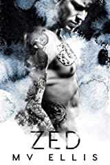 Zed: An Opposites-Attract Tattoo Romance (Rough Ink Book 1) Kindle Edition