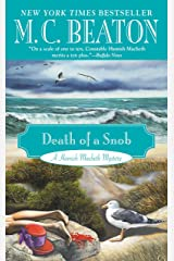 Death of a Snob (Hamish Macbeth Mysteries Book 6) Kindle Edition
