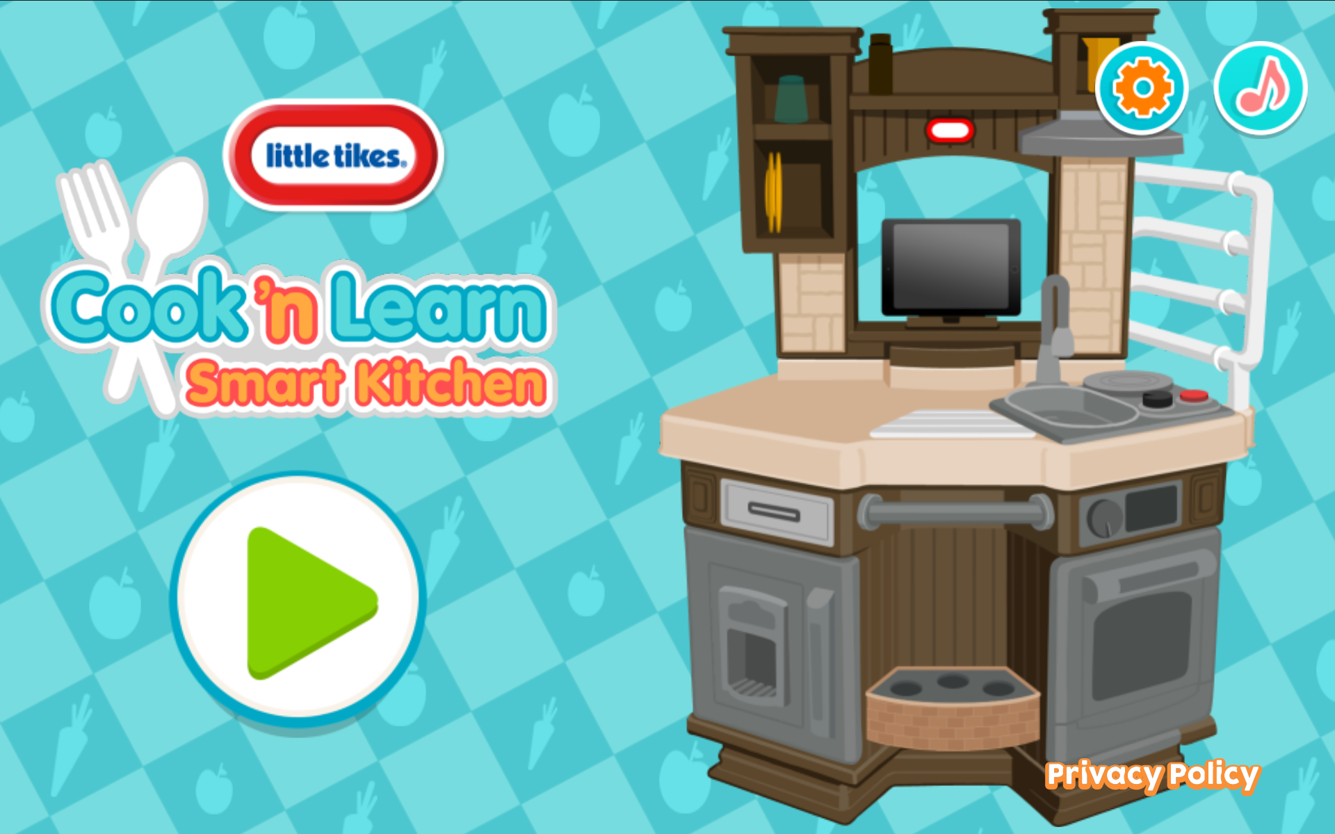 Amazon.com: Little Tikes Cook \'n Learn Smart Kitchen: Appstore for ...