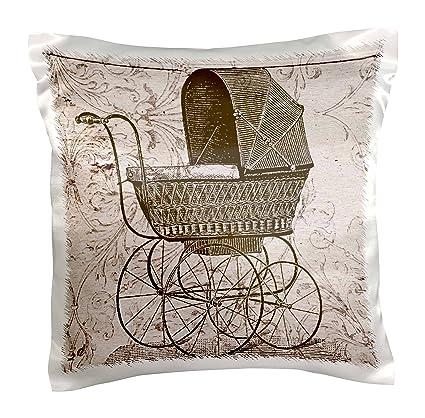 Amazoncom 3drose Pc1102581 Vintage Baby Buggy Steampunk Art
