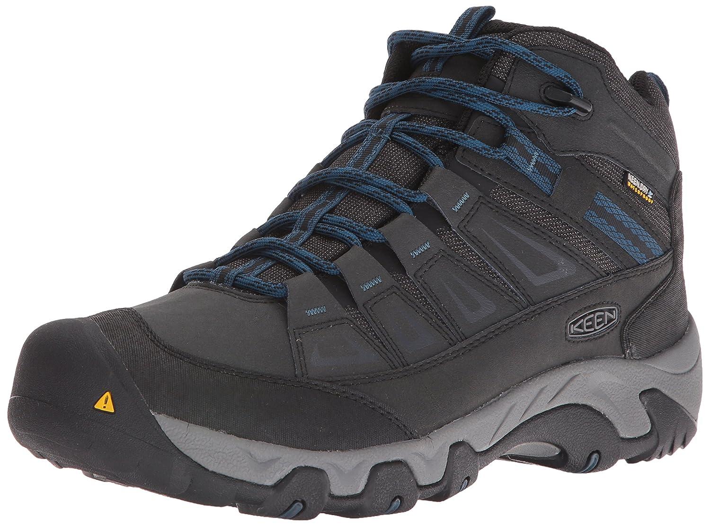 28cc8318dea KEEN Men's Oakridge Mid Polar WP Hiking Boots