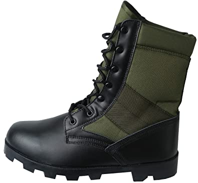 44a3bbb0fc4 Savage Island Army Combat Jungle Boots  Amazon.co.uk  Shoes   Bags