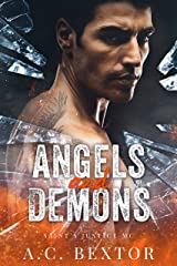 Angels and Demons (Saint's Justice MC Book 1) Kindle Edition