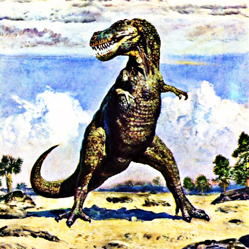 (T-Rex - Dinosaur Sounds from Histories Past)