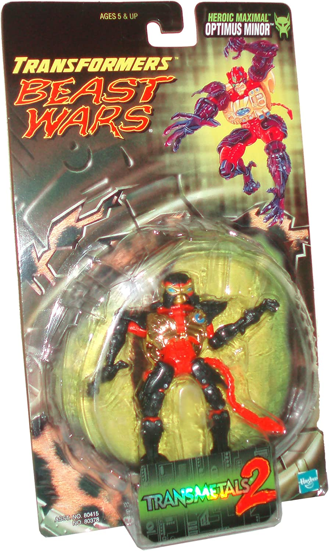 Hasbro Year 1998 Transformers Beast Wars Transmetals 2