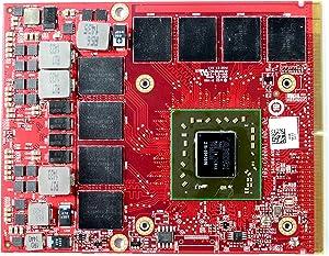 MG0X9 - Video Card AMD FirePro 8700m 2GB GDDR5 PCI-E 2.0 Precision M6700