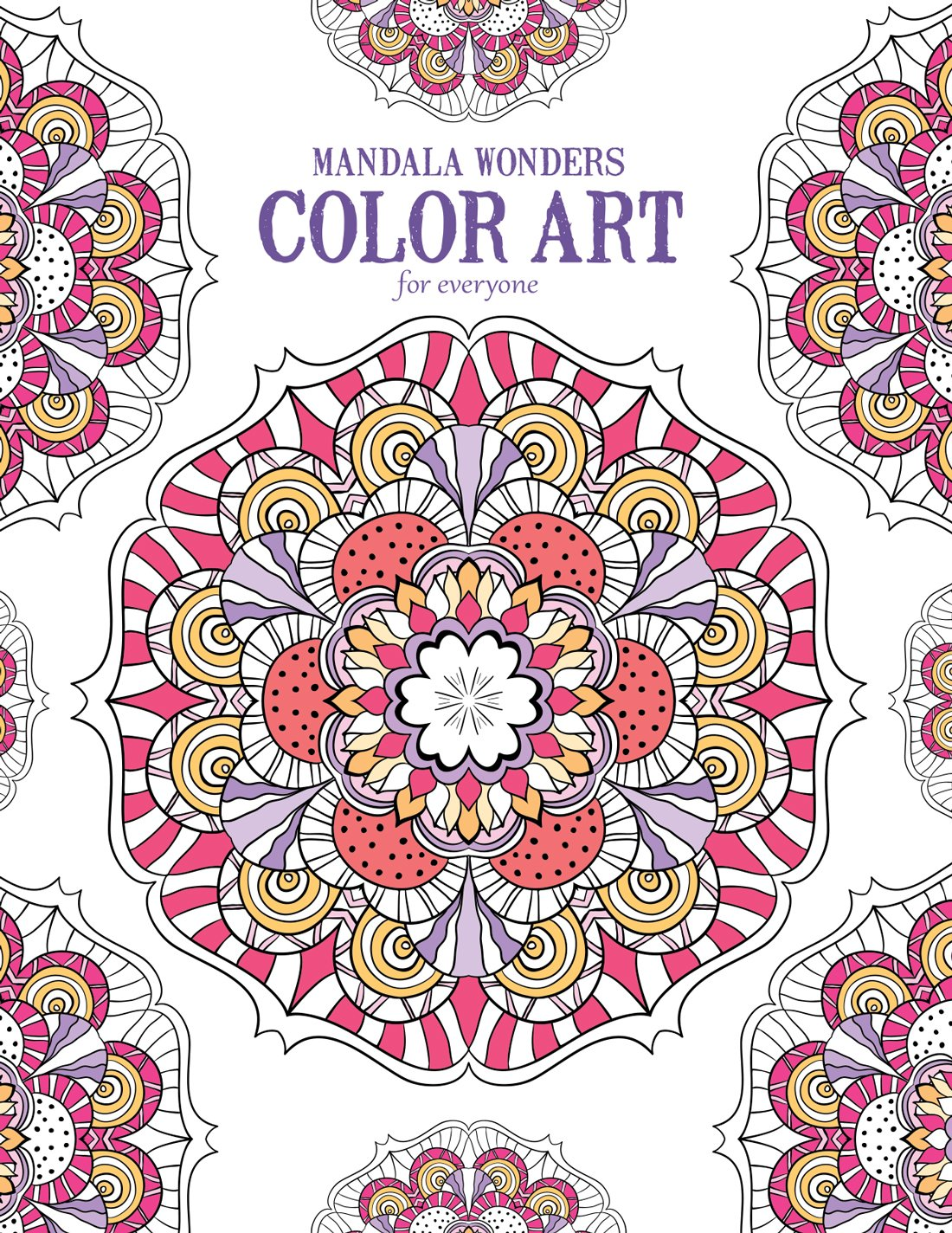 Color art kaleidoscope - Amazon Com Mandala Wonders Color Art For Everyone Leisure Arts 6765 0028906067651 Leisure Arts The Guild Of Master Craftsman Publications Ltd