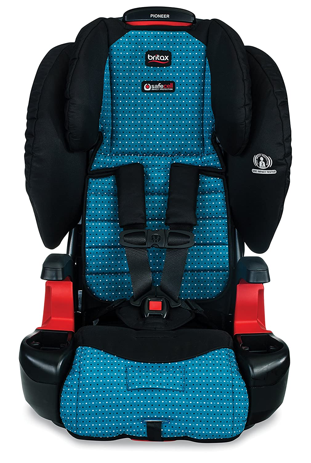 Britax Pioneer G11 Harness To Booster Car Seat Oasis E9LZ78E