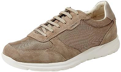 aacdf09262 Geox Men's U Damian C Trainers: Amazon.co.uk: Shoes & Bags