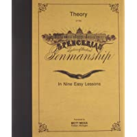 Spencerian Penmanship (Theory Book)