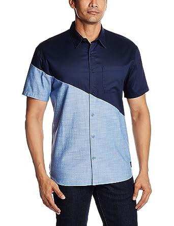 DC Shoes Gap Year - Short Sleeve Shirt - Camisa de mangas cortas ...