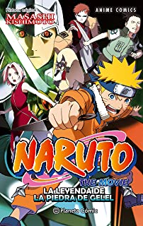 Naruto Anime Comic nº 01 Shippuden (Manga Shonen): Amazon.es ...