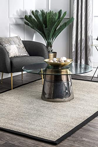 nuLOOM Chloe Bordered Area Rug