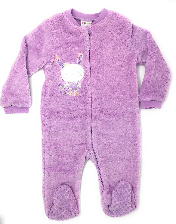Pijama andador de una pieza niña. Talla 3 años: Amazon.es ...