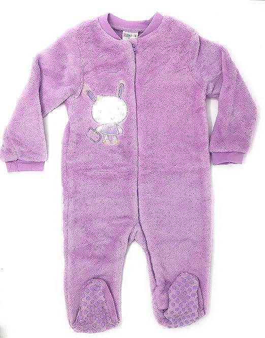 Pijama andador de una pieza niña. Talla 1 año: Amazon.es: Ropa y ...