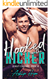 Hooked on the Kicker, a Steamy Sports Romance: Jersey Chasers, Book 4