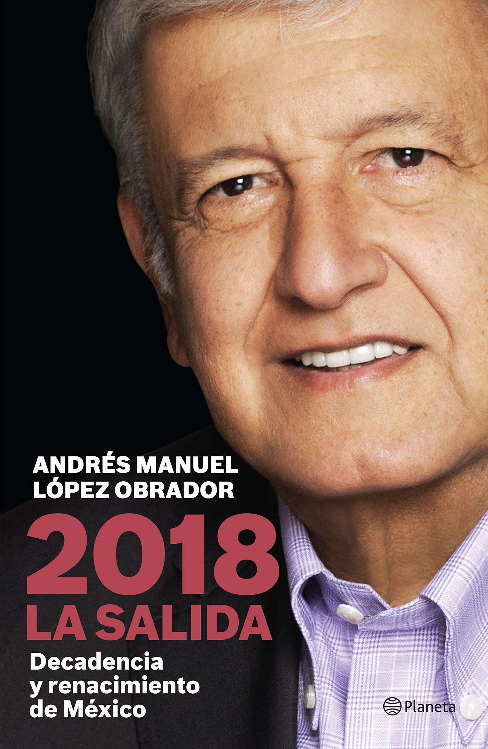 2018 la salida spanish edition l pez 9786070738739 amazon com books