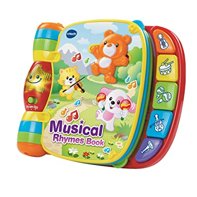 Musical Rhymes Book: Toys & Games