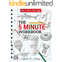 How to Draw Cool Stuff: The 5 Minute Workbook book cover
