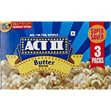 ACT II Microwave Popcorn Butter, 297g
