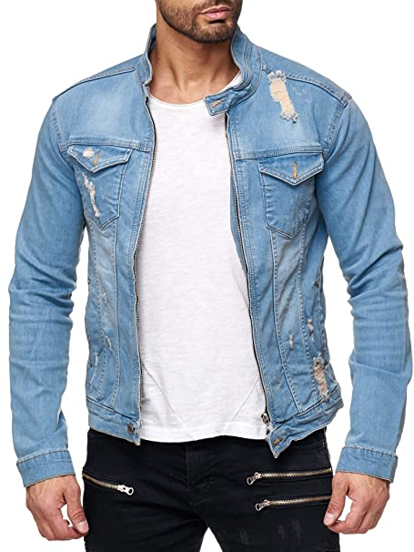 fivesixe jeansjacke