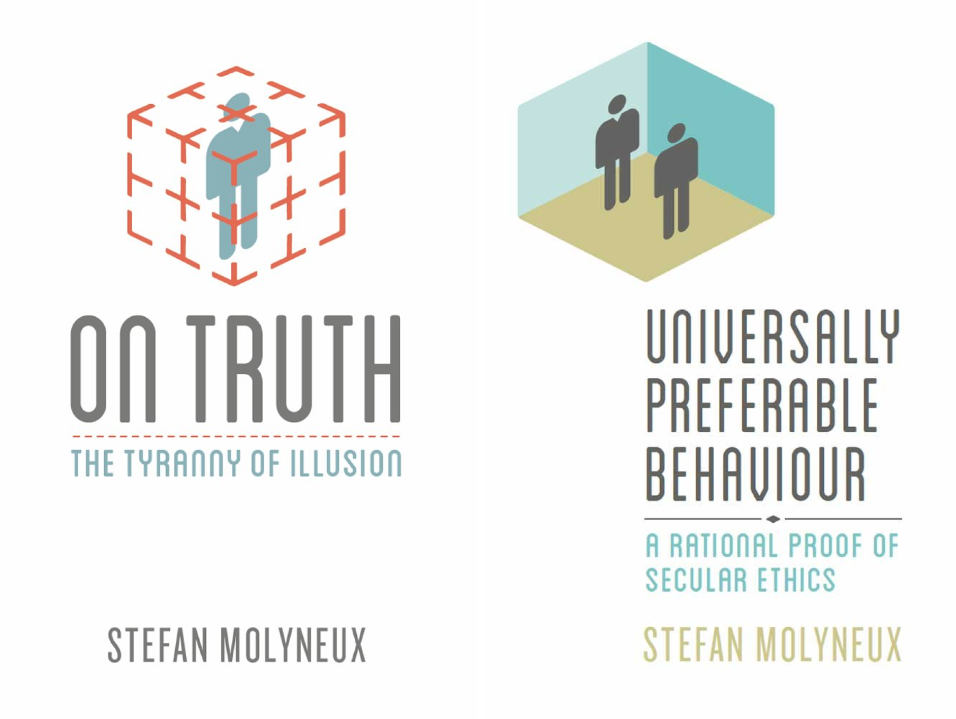 Book cover from Freedomain Radio (2 Book Series) by Stefan Molyneux