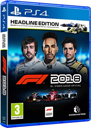 Formula 1 2018 Headline Edition: Amazon.es: Videojuegos