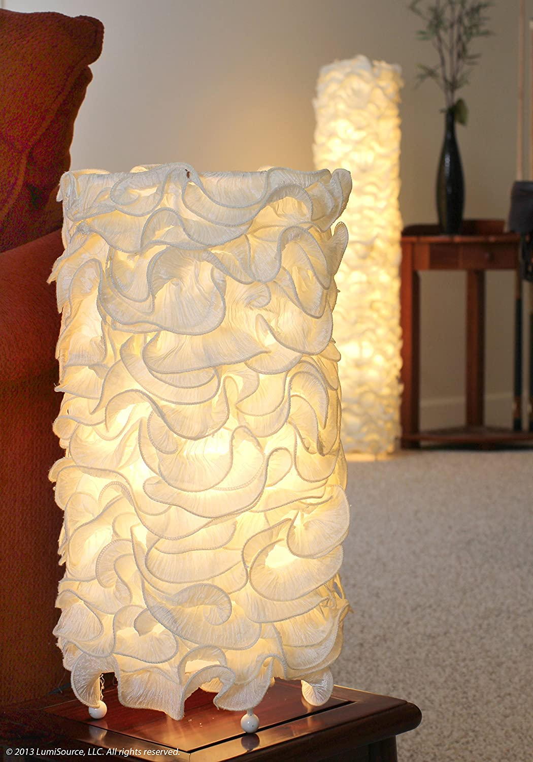 Lace tower floor lamp table lamps amazon geotapseo Choice Image