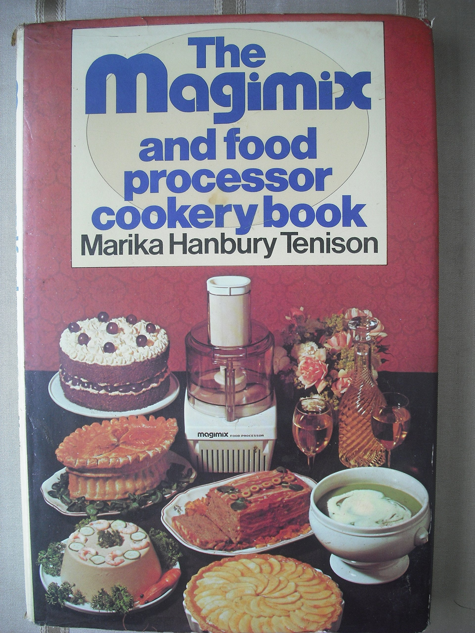 Mary berrys food processor cookbook amazon mary berry the magimix and food processor cookery book forumfinder Gallery