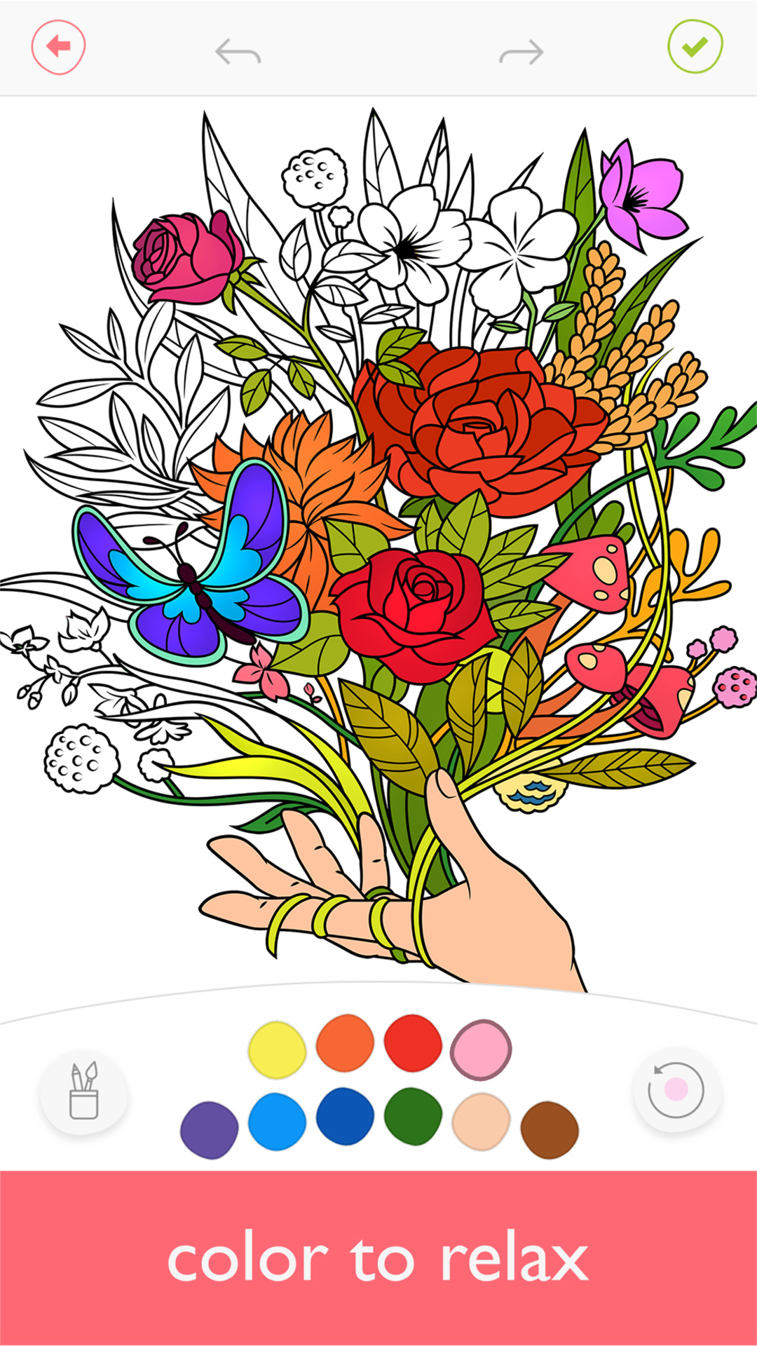 Colorfy: Free Coloring Book for Adults - Best Coloring ...