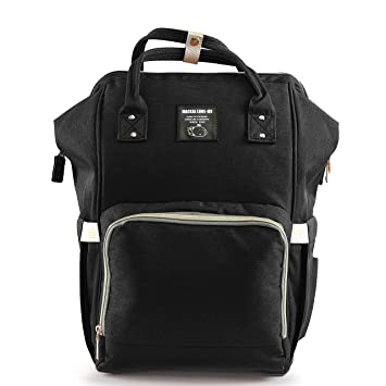 8568fb9dc353 Motherly Stylish Babies Diaper Bags for Mothers - Economical Version  (Black): Amazon.in: Bags, Wallets & Luggage