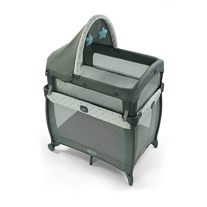 Graco My View 4-in-1 Bassinet - Ramley