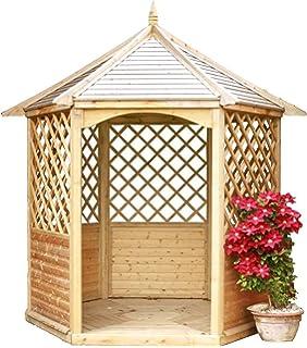 Großartig Amazon.de: Chopin Gartenlaube. Gartenhaus aus Holz günstig kaufen  TS48
