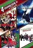 4 Grandi Film Di Natale (4 Dvd): Fred Claus - Un fratello sotto l'albero/Polar Express/ Willy Wonka e la fabbrica di cioccolato/ Mi sono perso il Natale