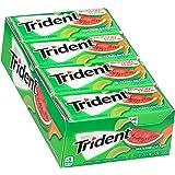 Trident Watermelon Twist Sugarfree Gum with Xylitol - 12/18 piece pks. by Trident