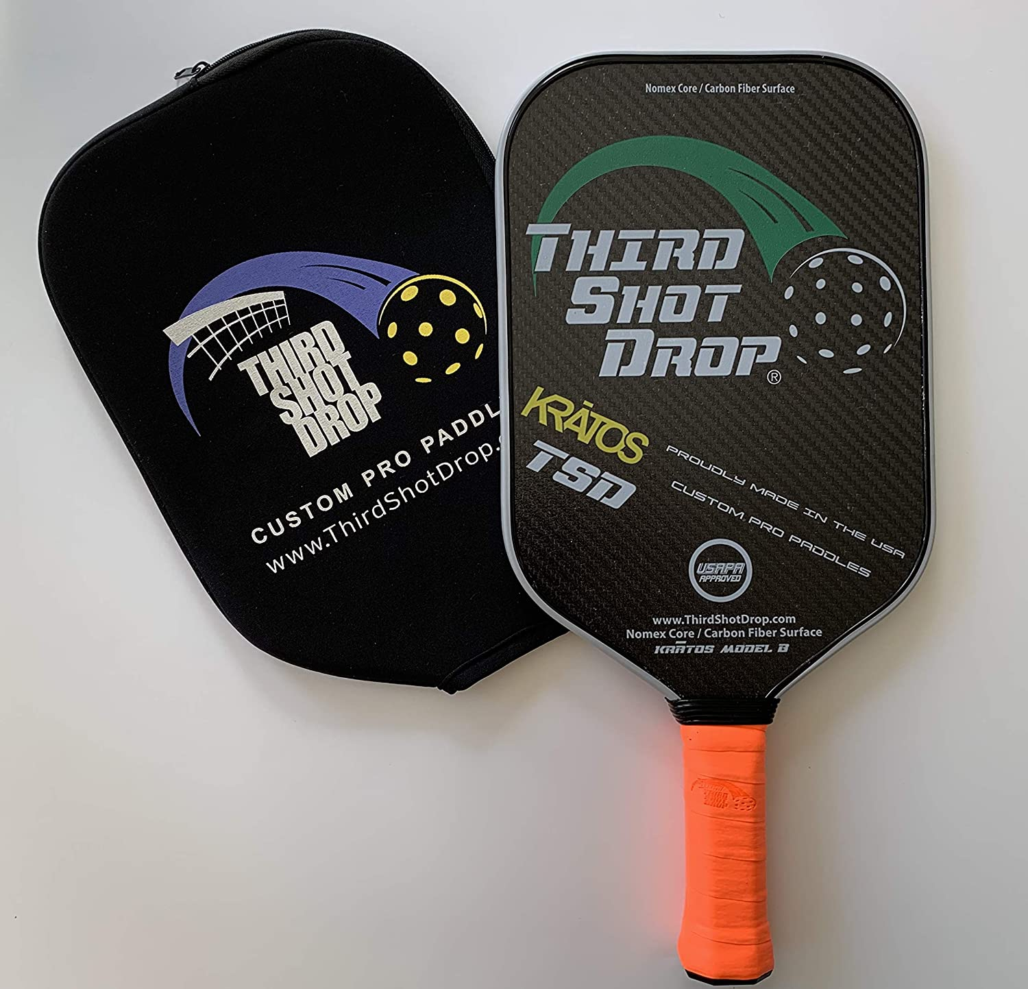 Amazon.com: Tercera Shot gota Custom Pickleball Kratos ...