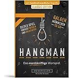 "HANGMAN - CLASSIC EDITION - ""Galgenmännchen TO GO"""