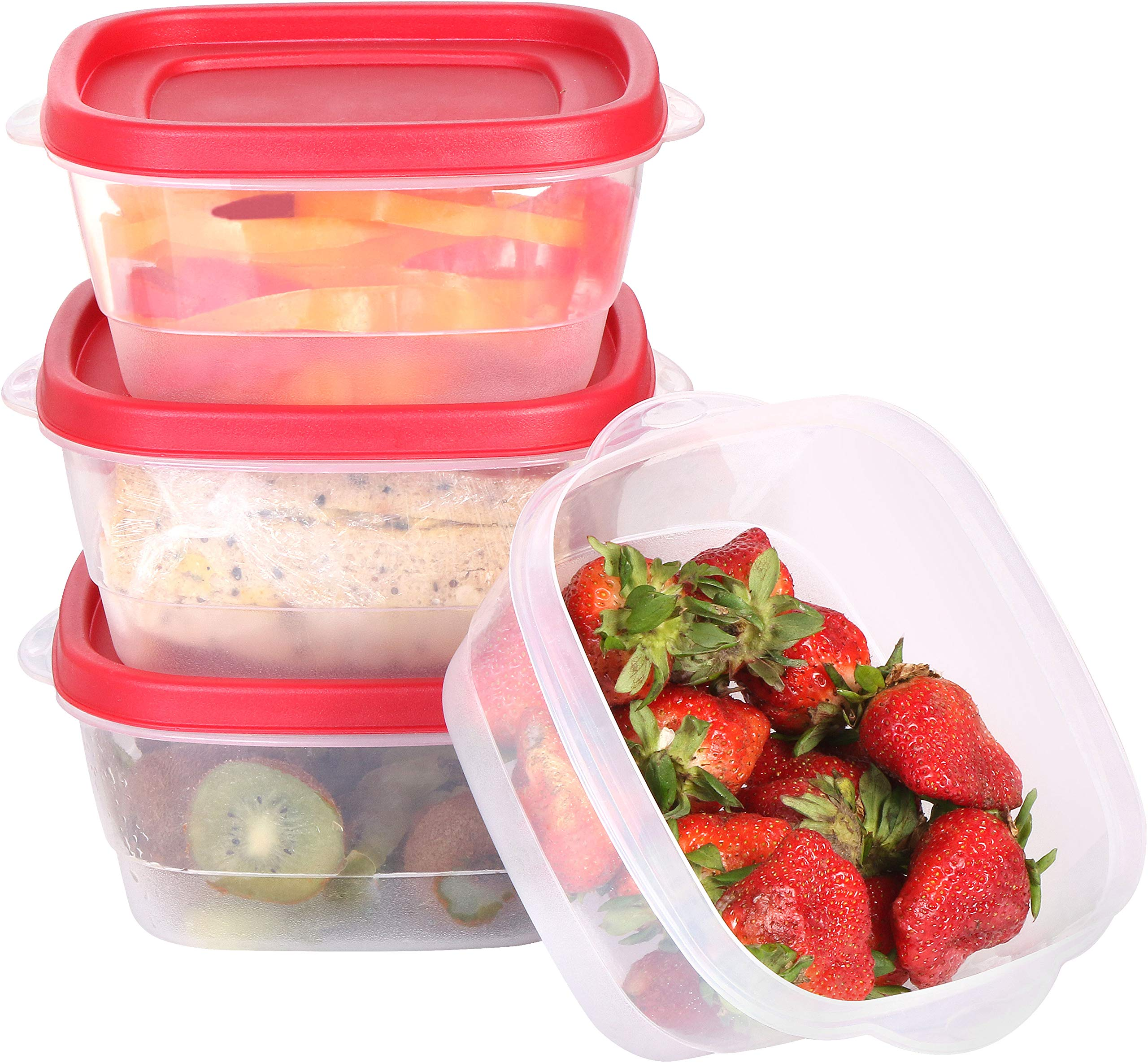 Utopia Kitchen Plastic Food Storage Containers with Lids [40 Pack] by Utopia Kitchen (Image #4)