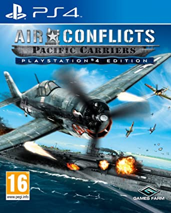 Air Conflicts Pacific Carriers скачать игру - фото 3