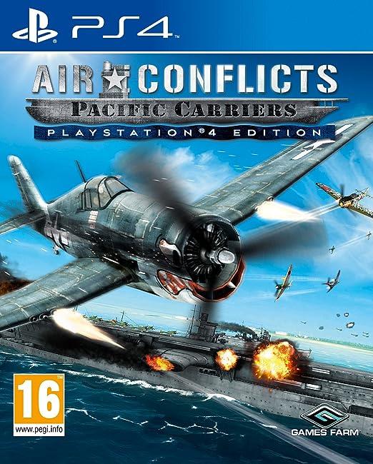 2 opinioni per Air Conflicts: Pacific Carriers: PlayStation 4 Edition [Edizione: Regno Unito]