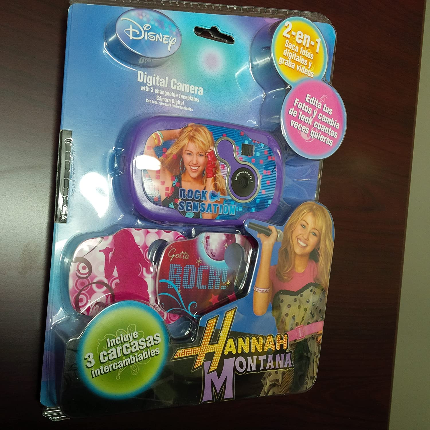 Disney - Hanna Montana Digital camera Sakar