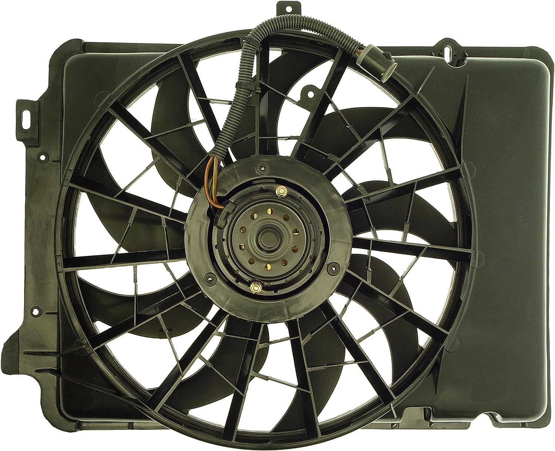 Radiator Fan Assembly 620-445 Dorman OE Solutions