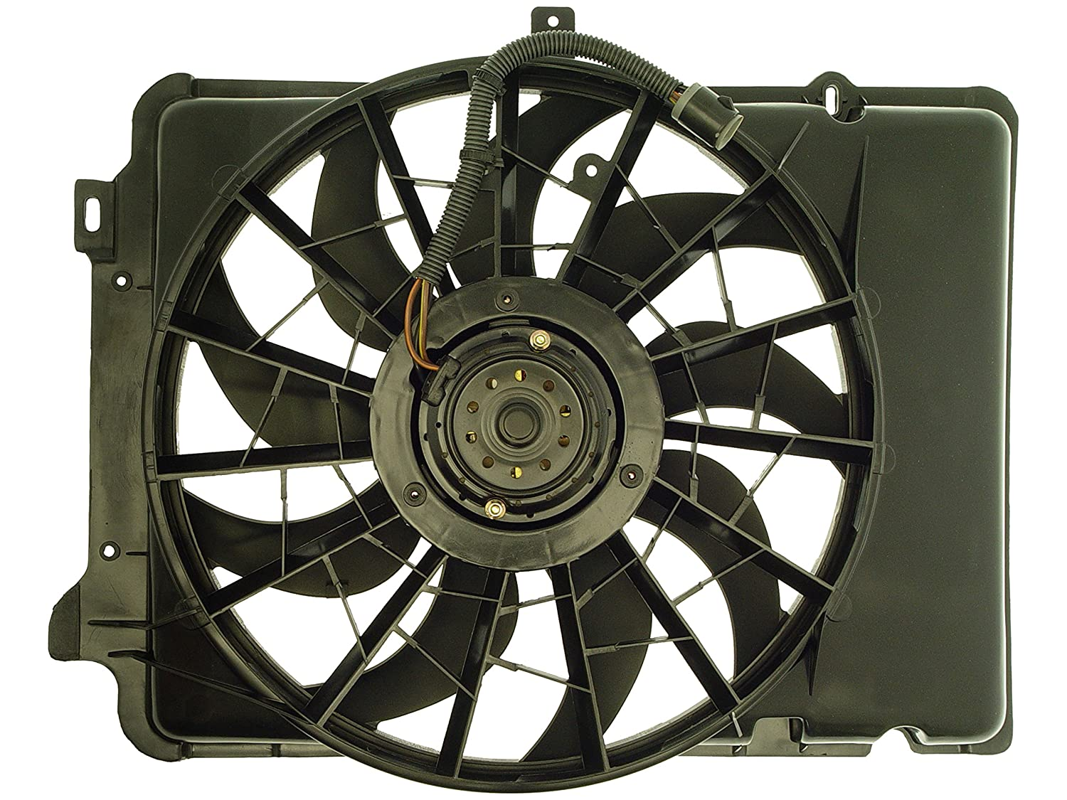 Dorman 620 101 Radiator Fan Assembly Amazon Canada Flexalite 180 Universal Electric