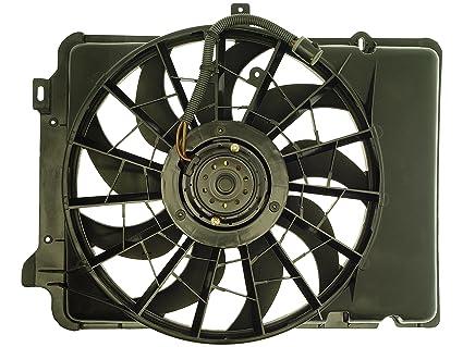 amazon com dorman 620 101 radiator fan assembly automotive rh amazon com